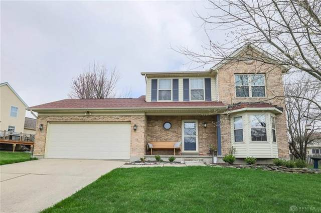 1594 Cantebury Lane, Lebanon, OH 45036 (MLS #836869) :: The Westheimer Group