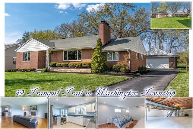 49 Tranquil Trail, Washington TWP, OH 45459 (MLS #836891) :: The Swick Real Estate Group