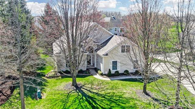 1042 Wedgecreek Place, Centerville, OH 45458 (MLS #836941) :: Bella Realty Group