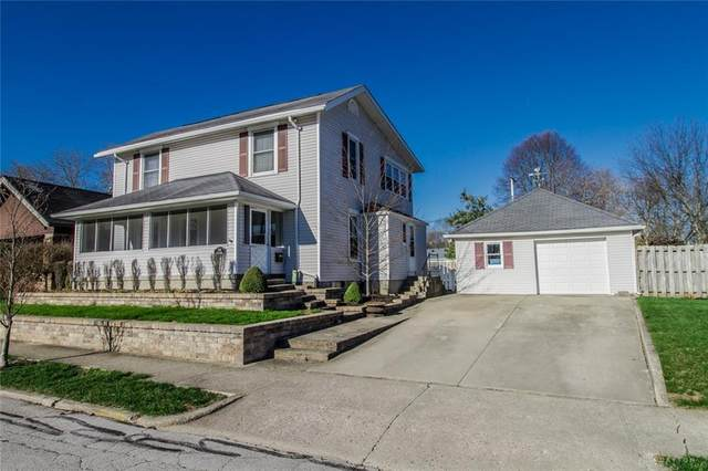 724 Spring Street, Greenville, OH 45331 (MLS #836957) :: Bella Realty Group