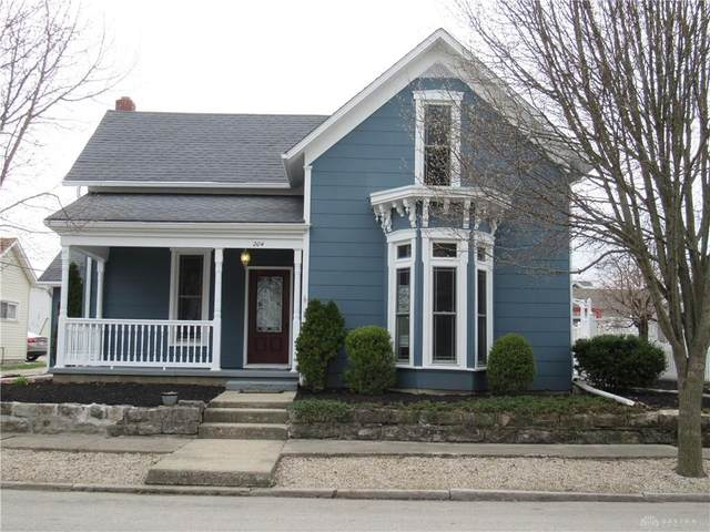 204 S High Street, Arcanum, OH 45304 (MLS #836966) :: The Swick Real Estate Group