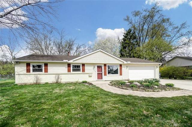 205 Weller Avenue, Centerville, OH 45458 (MLS #836980) :: Bella Realty Group