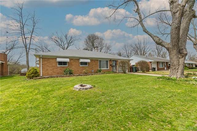 405 Stubbs Drive, Trotwood, OH 45426 (MLS #837011) :: The Swick Real Estate Group
