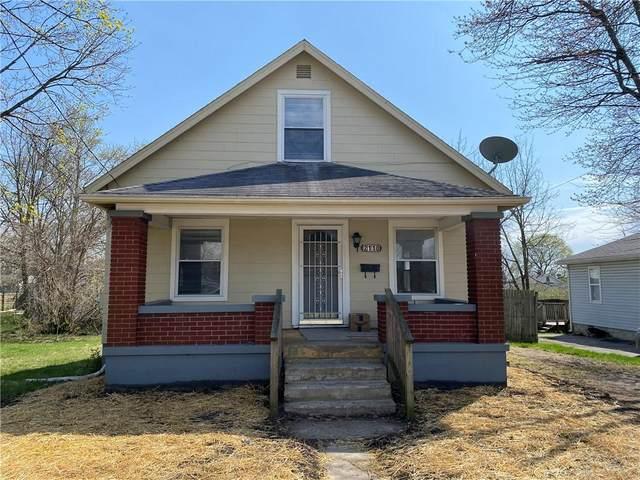 2110 Harding Avenue, Harrison Twp, OH 45414 (MLS #837031) :: The Swick Real Estate Group