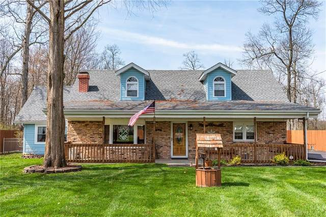 4329 Qu Wood Road, Springfield Township, OH 45506 (MLS #837039) :: The Gene Group