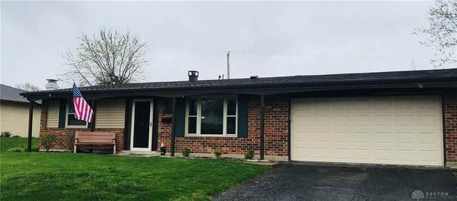 1017 Hazel Avenue, Englewood, OH 45322 (MLS #837041) :: The Swick Real Estate Group