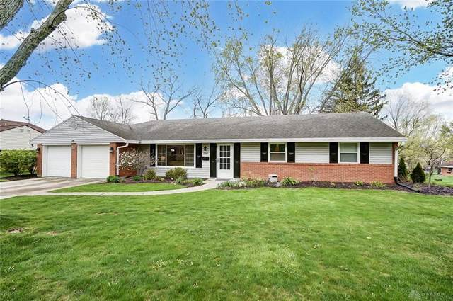 2269 Cherry Oak Drive, Kettering, OH 45440 (MLS #837063) :: The Swick Real Estate Group