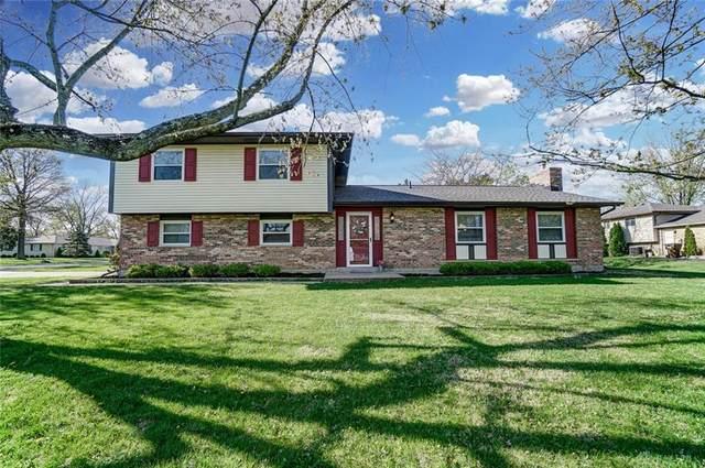 4459 E Helenwood Drive, Beavercreek, OH 45431 (#837068) :: Century 21 Thacker & Associates, Inc.