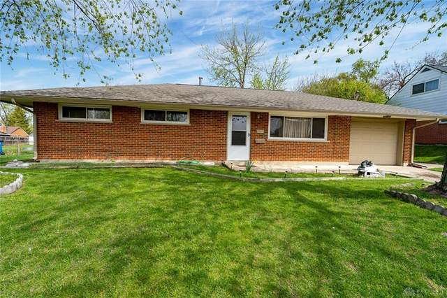 4853 Nelapark Drive, Huber Heights, OH 45424 (MLS #837078) :: Bella Realty Group