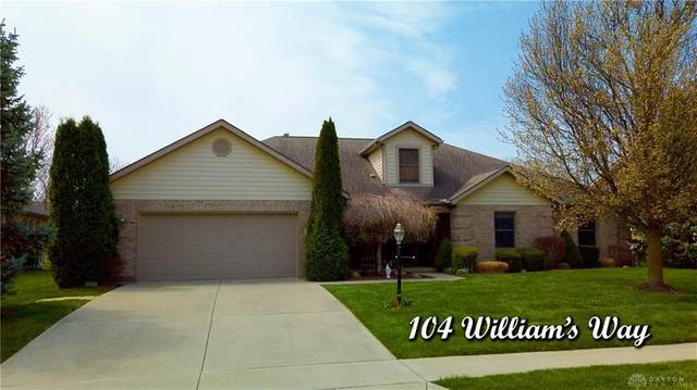 104 Williams Way, Englewood, OH 45322 (MLS #837088) :: The Swick Real Estate Group