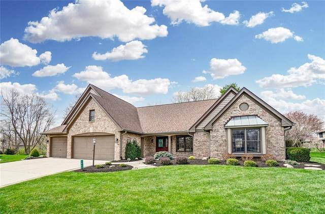 1863 Mchenry Court, Bellbrook, OH 45305 (MLS #837126) :: Bella Realty Group