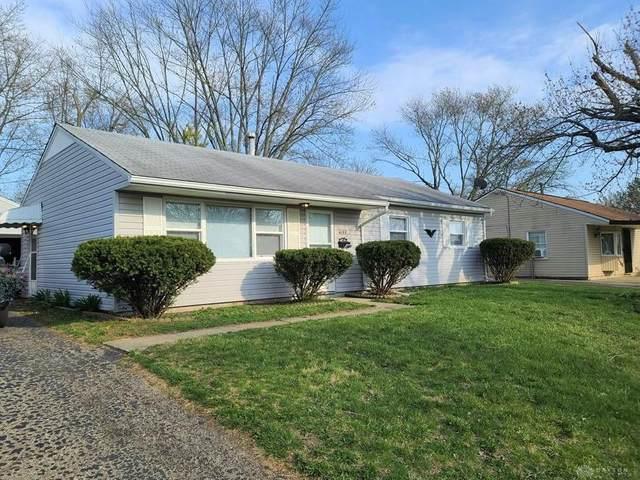 4192 Molane Street, Dayton, OH 45416 (MLS #837152) :: The Swick Real Estate Group