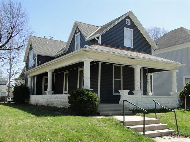 209 Central Avenue, Greenville, OH 45331 (MLS #837158) :: The Gene Group