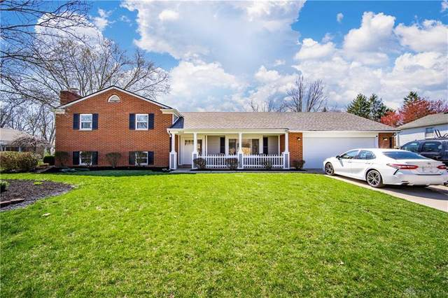 3608 Greenbay Drive, Clayton, OH 45415 (MLS #837183) :: The Gene Group
