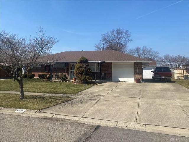 4579 Kapp Drive, Huber Heights, OH 45424 (MLS #837185) :: Bella Realty Group