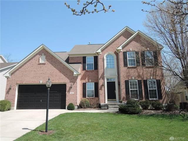60 Stanton Drive, Springboro, OH 45066 (MLS #837198) :: The Swick Real Estate Group