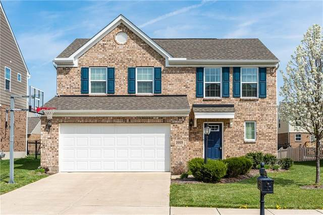 1668 Summit Creek Drive, Clearcreek Twp, OH 45458 (MLS #837205) :: The Gene Group