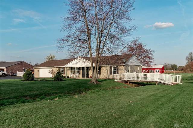 3582 N State Route 48, Lebanon, OH 45036 (MLS #837220) :: The Gene Group