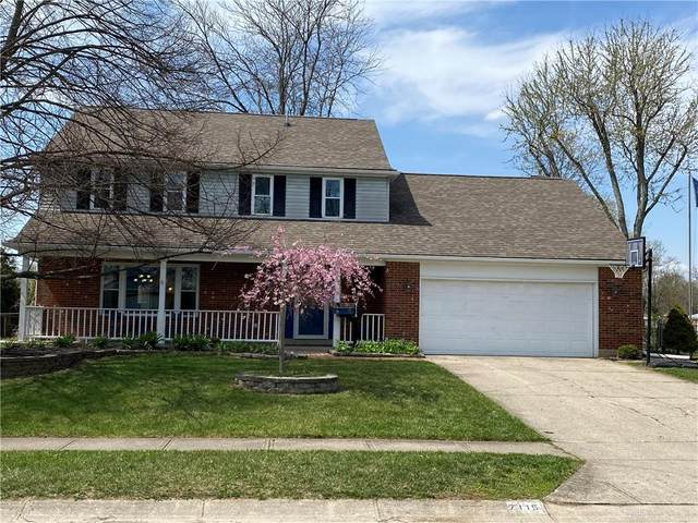 7115 Cranlyn Drive, Englewood, OH 45322 (MLS #837239) :: The Swick Real Estate Group