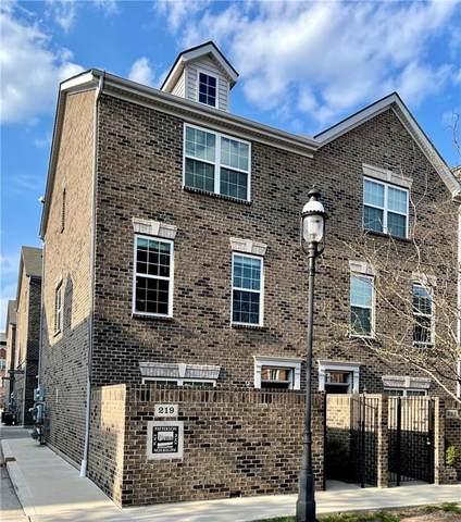 219 Ice Avenue, Dayton, OH 45402 (MLS #837244) :: The Gene Group