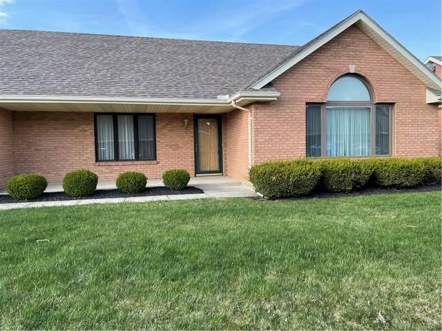1686 Berwick Drive, Springfield, OH 45503 (MLS #837250) :: Bella Realty Group