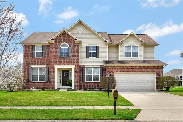 3337 Seton Hill Drive, Bellbrook, OH 45305 (MLS #837276) :: The Gene Group
