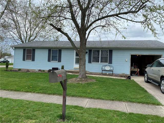 1079 Princeton Road, West Milton, OH 45383 (MLS #837292) :: The Westheimer Group