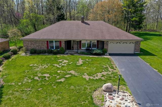 918 Cedar Creek Circle, Washington TWP, OH 45459 (MLS #837336) :: The Westheimer Group