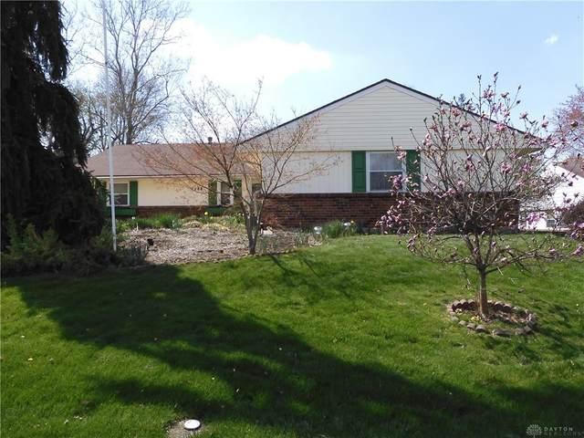 4417 Glenheath Drive, Kettering, OH 45440 (MLS #837337) :: The Swick Real Estate Group