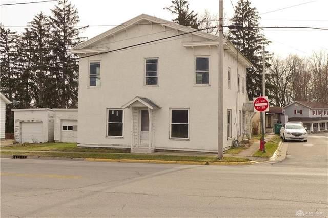 200 Pike Street, New Carlisle, OH 45344 (MLS #837365) :: Bella Realty Group
