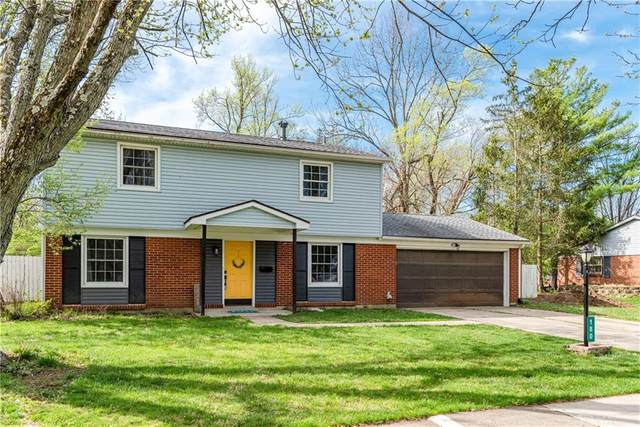 180 E Franklin Street, Centerville, OH 45459 (MLS #837386) :: Bella Realty Group