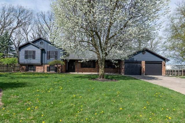 7679 Tortuga Drive, Butler Township, OH 45414 (MLS #837398) :: Bella Realty Group