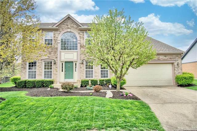 1586 Heritage Lake Drive, Centerville, OH 45458 (MLS #837413) :: Bella Realty Group