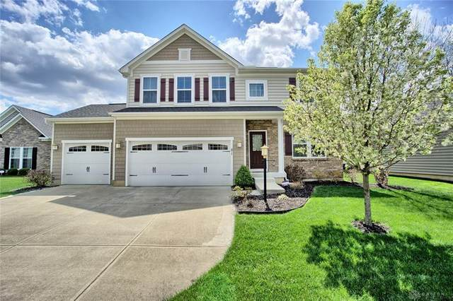 81 Cascade Drive, Fairborn, OH 45324 (MLS #837415) :: The Gene Group