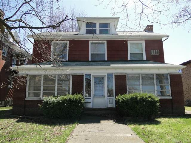 223 W 3rd Street, Greenville, OH 45331 (MLS #837442) :: The Gene Group