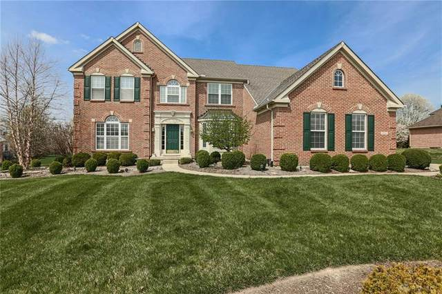 1201 Waters Edge Drive, Centerville, OH 45458 (MLS #837462) :: The Gene Group