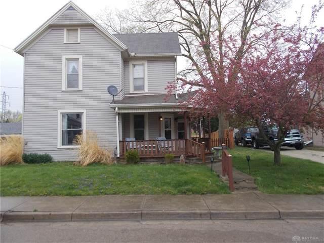 314 N Jay Street, West Milton, OH 45383 (MLS #837487) :: Bella Realty Group
