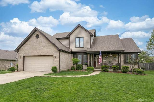 361 Winterset Drive, Englewood, OH 45322 (MLS #837498) :: The Gene Group