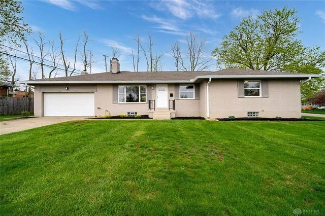 136 Lakeview Drive, Centerville, OH 45459 (MLS #837513) :: Bella Realty Group