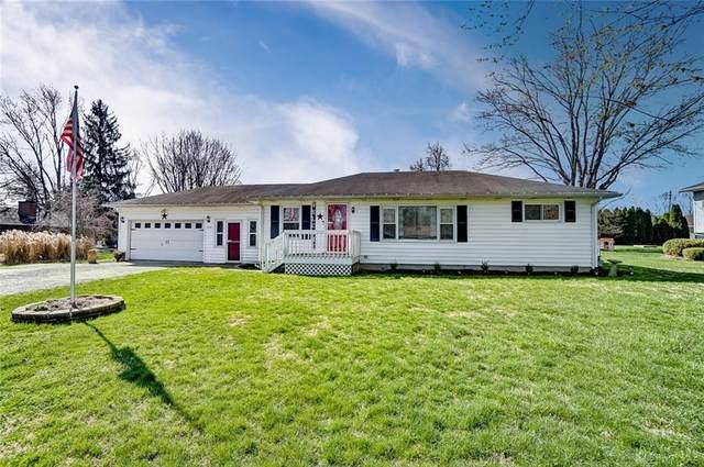 3451 Greer Drive, Beavercreek, OH 45430 (MLS #837515) :: Bella Realty Group