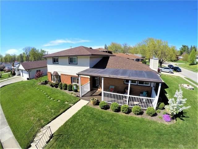 1343 Oakhill Avenue, Fairborn, OH 45324 (MLS #837525) :: The Gene Group