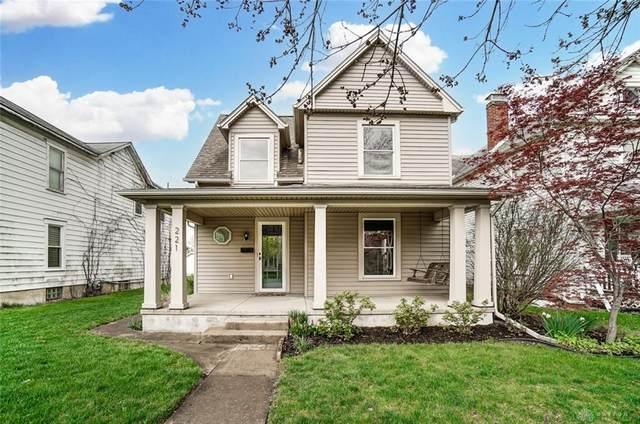 221 E Pease Avenue, West Carrollton, OH 45449 (MLS #837567) :: Bella Realty Group