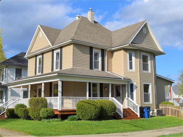 470 N Wilmington Street, Wilmington, OH 45177 (MLS #837574) :: The Swick Real Estate Group