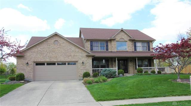 1249 Woodland Meadows Drive, Vandalia, OH 45377 (MLS #837579) :: The Westheimer Group
