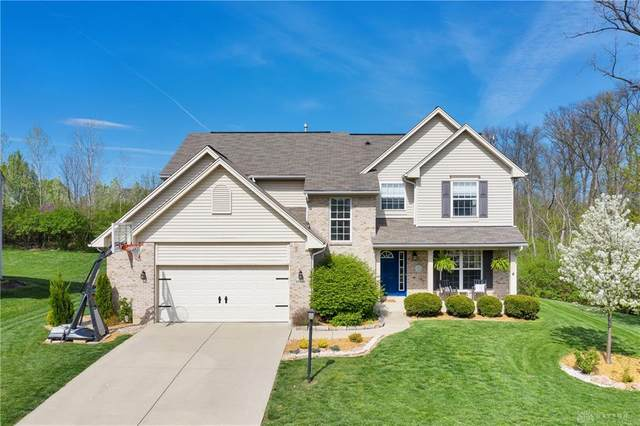 10708 Nestling Drive, Miamisburg, OH 45342 (MLS #837611) :: The Westheimer Group