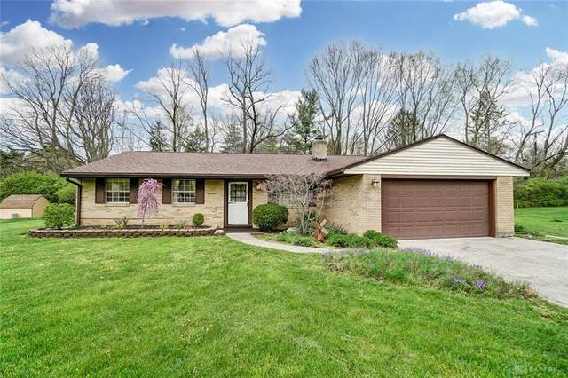 111 Marsha Jeanne Way, Centerville, OH 45458 (MLS #837623) :: Bella Realty Group