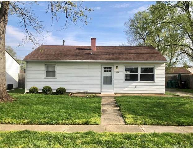 480 Florence Avenue, Fairborn, OH 45324 (MLS #837626) :: The Gene Group