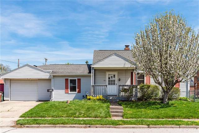 104 Miller Avenue, Fairborn, OH 45324 (MLS #837629) :: The Westheimer Group