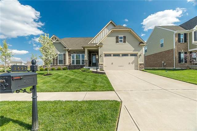 1699 Elm Brook Trail, Clearcreek Twp, OH 45458 (MLS #837643) :: The Gene Group