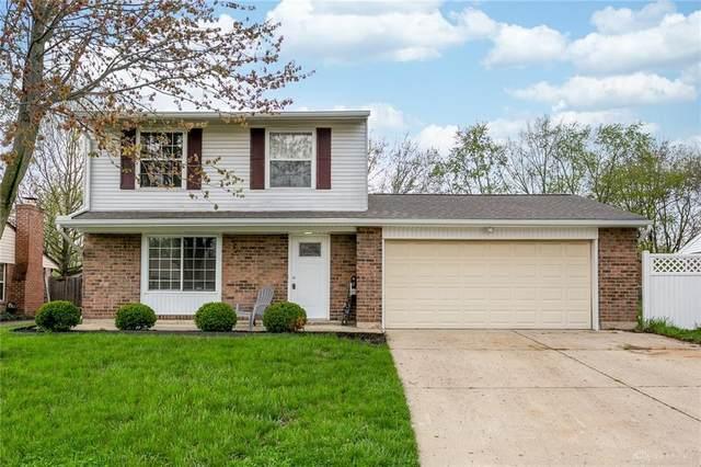 7937 Rustic Woods Drive, Dayton, OH 45424 (MLS #837644) :: Bella Realty Group